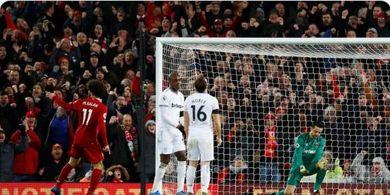 Hasil dan Klasemen Liga Inggris - Kebobolan Terbanyak dalam 12 Laga, Liverpool Diselamatkan Pemain 21 Tahun