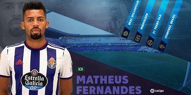 EKSKLUSIF La Liga - Matheus Fernandes, Calon Bintang Barcelona