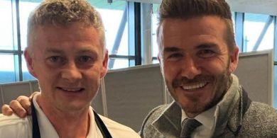 Dinilai Ikuti Gaya Pelatih Legendaris Manchester United, David Beckham Beri Ole Solskjaer Pujian