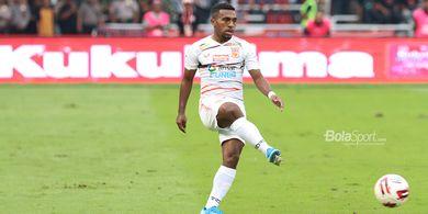Pemain Borneo FC Terens Puhiri Bocorkan Target Pribadinya untuk Musim Ini