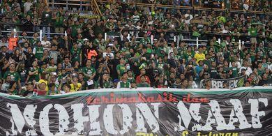 4 Suporter Shopee Liga 1 Dapat Pujian dari PT Liga Indonesia Baru