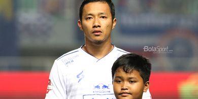 Pemain Senior Arema FC Tersenyum Lebar Bisa Latihan Bareng hingga Kontrak Beres,