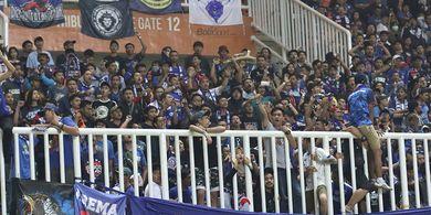 PSIS Vs Arema FC - Panpel Sediakan Kuota Tiket untuk Aremania