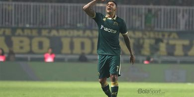 Babak Pertama Barito Putera vs Tira Persikabo, Penalti Ciro Alves Bikin Laskar Padjadjaran Unggul 1-0