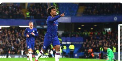 Willian Yakin Tinggalkan Chelsea, Barcelona dan Jadon Sancho Dikaitkan
