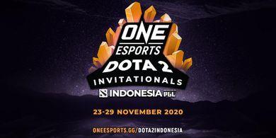 ONE Esports Umumkan Jadwal Resmi Dota 2 Indonesia Invitational