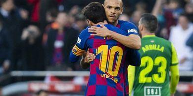 Dua Klub Inggris Saling Sikut untuk Dapatkan Penyerang Barcelona