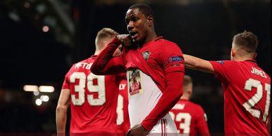 Satu Momen Favorit Odion Ighalo Selama Gabung Manchester United