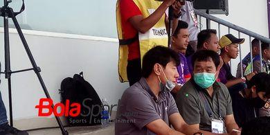 Dipantau Langsung oleh Pelatih Shin Tae Young, Pemain Persib U-18 Ini Merasa Bangga