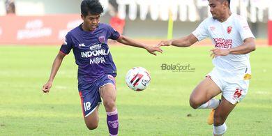 Pelatih Fisik Persita Sebut Liga 1 tanpa Degradasi Untungkan Pemain Muda