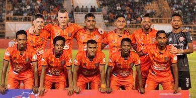 Ambisi Bruno Dybal saat Persiraja Banda Aceh Menjamu PSM Makassar pada Pekan Keempat Liga 1
