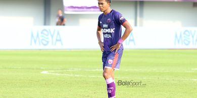Bek Persita Tangerang Percayakan Nasib Liga 1 kepada PSSI