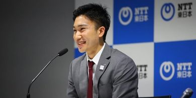 Kento Momota Senang Bukan Kepalang Masuk ke Buku Rekor Dunia Guinness