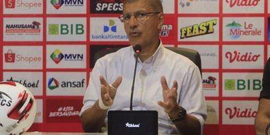 Rahasia di Balik Kondisi Fisik Pemain Borneo FC yang Luar Biasa