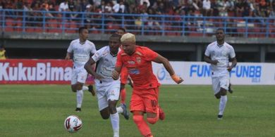 Hindari Badai Cedera, Borneo FC Putuskan tidak Gelar Uji Coba Lagi