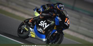 Moto2 Austria 2020 - Adik Valentino Rossi Harapkan Strategi Mumpuni di Kualifikasi