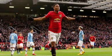 Man United Lolos ke Semifinal Liga Europa, Anthony Martial Dipuji seperti Ferrari
