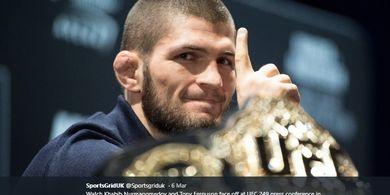 UFC 254 - Khabib Nurmagomedov Enggan Pakai Ampun Hadapi Justin Gaethje