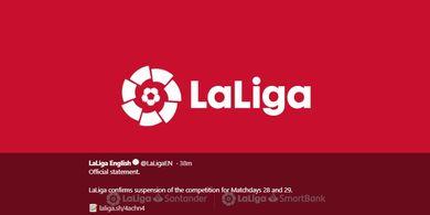 Masalah Kalau Liga Spanyol 2019-2020 Akan Berakhir Juli? Tunggu Dulu!