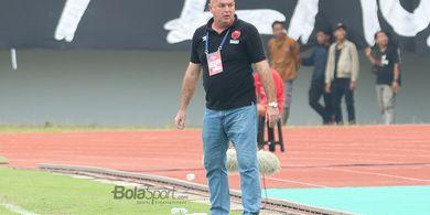 Eks Pelatih PSM Bidik Tiga Poin Lawan Selangor FC Malam Ini
