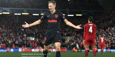 Bintang Atletico Madrid Marcos Llorente Ejek Liverpool Lelalui Anjing Peliharaannya