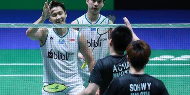 Olimpiade Tokyo 2020 - Hadapi Marcus/Kevin, Aaron Chia: Tekanan di Mereka