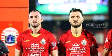 5 Raja-raja Gol di Era Liga 1 Sejak Marko Simic Debut di Persija