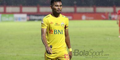 Saddil Ramdani Berharap Dapat Semangat Baru Setelah Bhayangkara FC Berganti Nama dan Markas