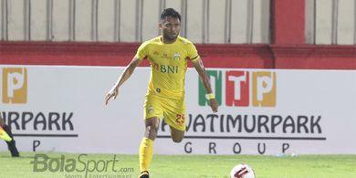 Tiba di Malaysia, Saddil Ramdani Berikan Pesan ke Suporter Sabah FC