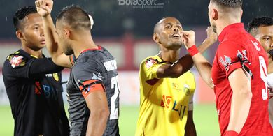 Virus Corona dan Berharap Kompetisi Sepak Bola Indonesia Maju