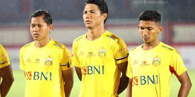 Gelandang Bhayangkara FC Beberkan Pribadi Saddil Ramdani Ketika di Tim