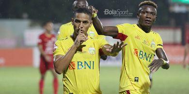 Melihat Putusan PSSI, Bhayangkara FC Beberkan Soal Gaji Para Pemainnya