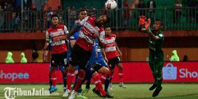 Bertemu Borneo FC, Madura United Akui Masih Buta Kekuatan Lawan