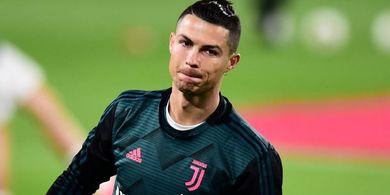 Cristiano Ronaldo Diyakini Mendapat Hal Positif dari Wabah Virus Corona