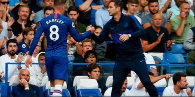 Reaksi Frank Lampard Setelah Chelsea Ditumbangkan Sheffield United