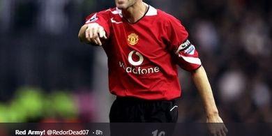 Jadi Kapten Legendaris, Roy Keane Akui Tak Bisa Santai di Man United
