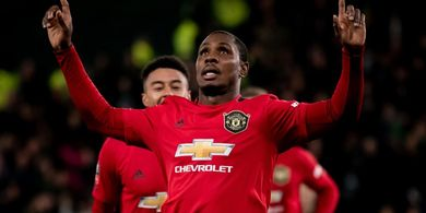 Bermain Impresif, Odion Ighalo Akui Tonton dan Tiru Duo Striker Man United