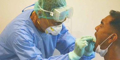Dokter Tim Persib Bicara Tentang Pemainnya yang Positif Virus Corona