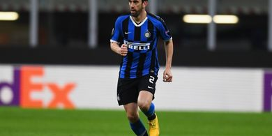 Bek Inter Milan Protes Penanganan Pandemi COVID-19 di Liga Italia