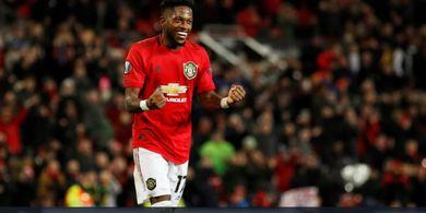 Satu Sosok Berjasa di Balik Kebangkitan Fred di Manchester United