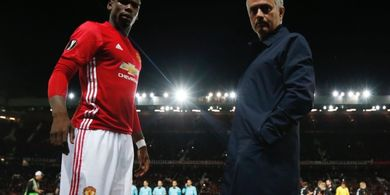 Satu Momen Pogba Merasa Bahagia Sewaktu Dilatih Jose Mourinho