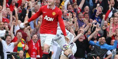 Dianggap Tak Pantas, Ini Pemain yang Diremehkan Rooney Sewaktu di Man United