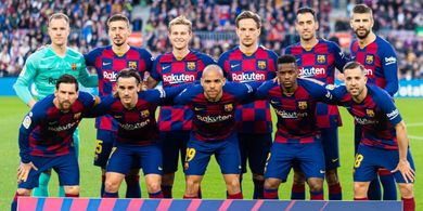 Dua Saran Legenda Barcelona soal Nasib Liga Spanyol Musim 2019-2020