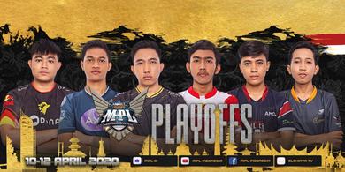 MPL ID Season 5 Segera Memasuki Babak Playoffs, Cek Jadwalnya Di Sini