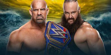 Braun Strowman Siap Tantang Goldberg untuk Gelar Universal Champion WWE