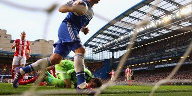 DUEL KLASIK, 5 April 2014 - Gol Terakhir Frank Lampard untuk Chelsea