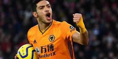Cuma Main di Liga Europa, Striker Wolves Disarankan Gabung Man United