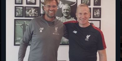 Pekerjaan Teraneh di Dunia: Pelatih Lemparan ke Dalam Liverpool, Thomas Gronnemark