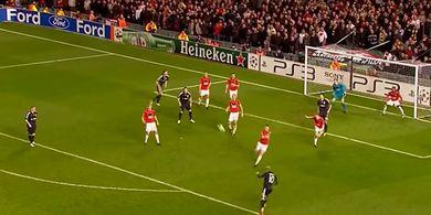 DUEL KLASIK, 7 April 2010 - Manchester United Ganti Di-Prank Bayern Muenchen
