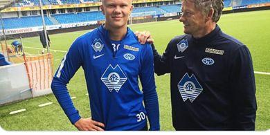 Ada Peran Ole Gunnar Solskjaer dalam Kehebatan Erling Haaland Mencetak Gol